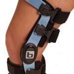 Bledsoe Z-12 Lightweight Knee Brace: Breg/Bledsoe Bracing Products at Rapid Recovery Medical Services in Anchorage, Alaska