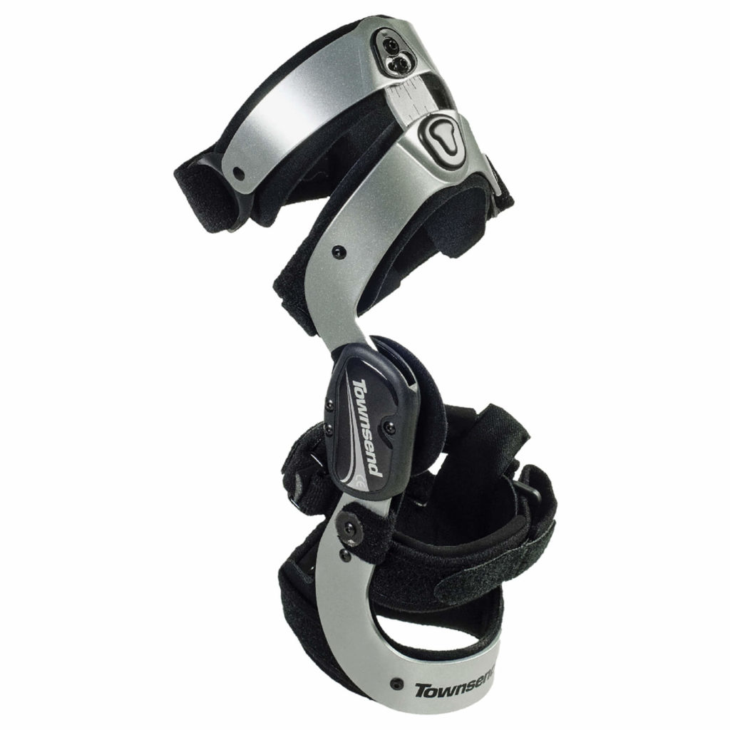 Reliever One Knee Brace by Townsend available at Rapid Recovery in Anchorage Alaska