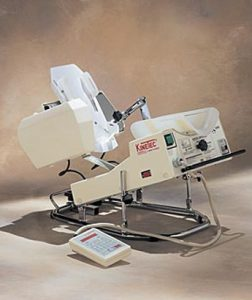 Kinetec 5190 Ankle CPM Machine avaiable at Rapid Recovery in Anchorage, Alaska