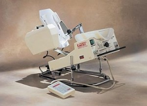 Kinetec 5190 Ankle CPM Machine