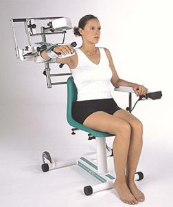 CPM Anchorage Rapid Recovery Medical Services Shoulder CPM Machine rehabilitation equipment