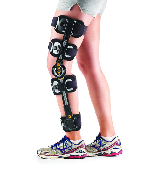Corflex Contender Post Op Knee Brace Anchorage AK Rapid Recovery